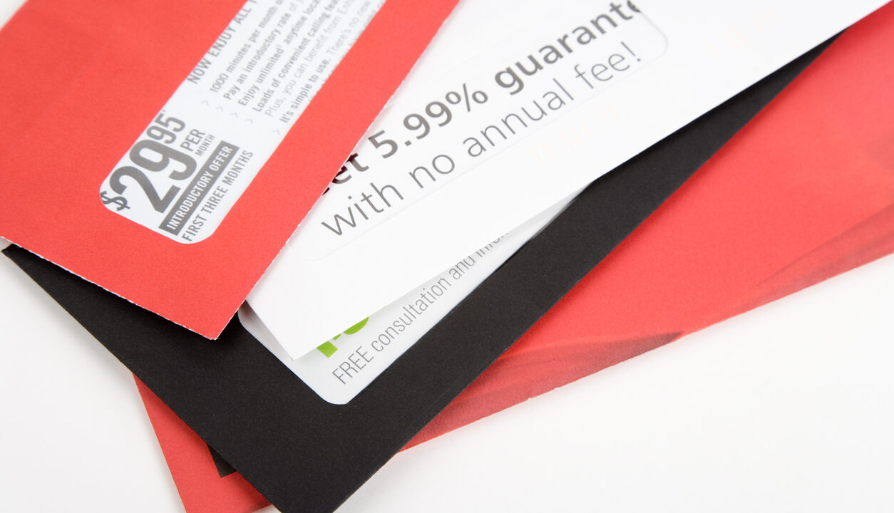 iStock 698220118 1254x720 - 巣ごもり生活で届くDM広告のメリット